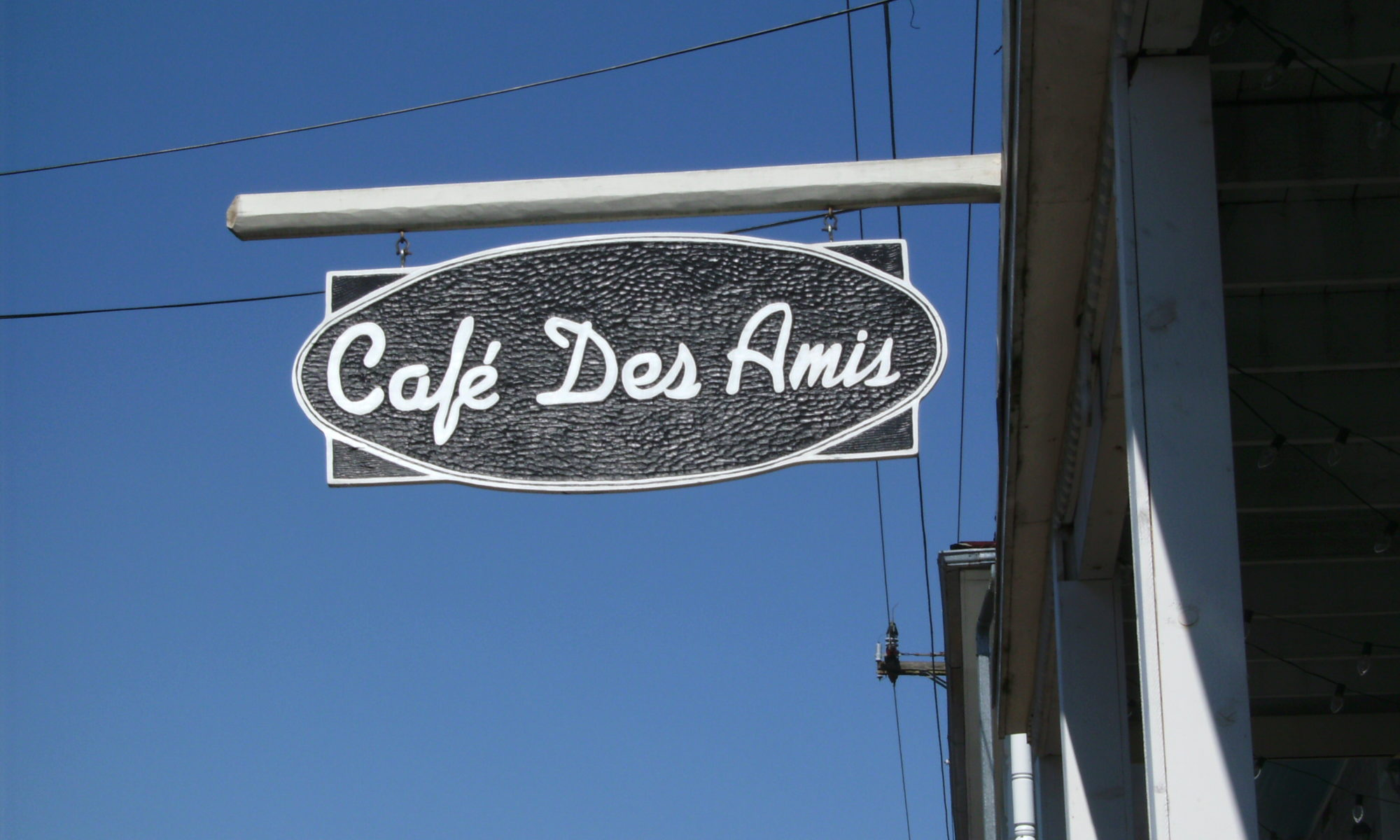 Cafe des Amis in Breaux Bridge
