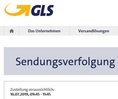 GLS - Servicewüste Deutschland: Wir können auch kein E-Commerce