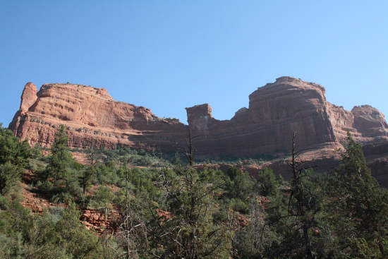 "OffRoadDay02 - The Sedona Tour: Sonntag ist ""off road Tag"" im Red Rock Country"