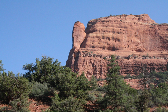 "OffRoadDay03 - The Sedona Tour: Sonntag ist ""off road Tag"" im Red Rock Country"