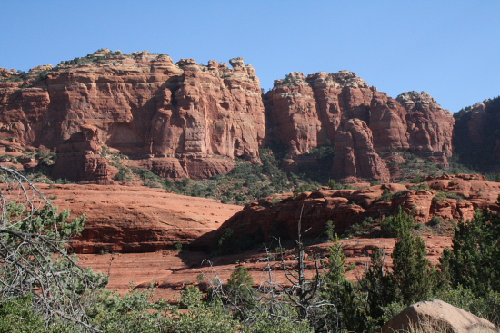 "OffRoadDay04 - The Sedona Tour: Sonntag ist ""off road Tag"" im Red Rock Country"