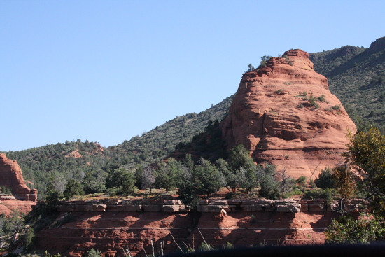"OffRoadDay07 - The Sedona Tour: Sonntag ist ""off road Tag"" im Red Rock Country"