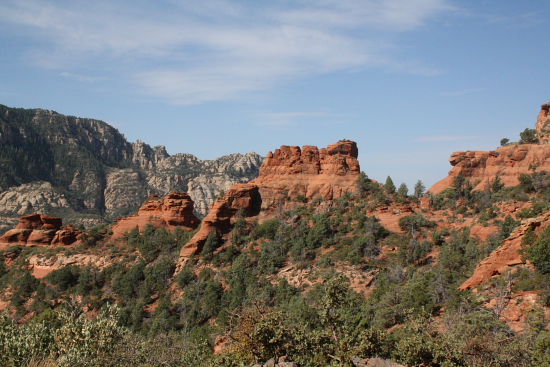 "OffRoadDay08 - The Sedona Tour: Sonntag ist ""off road Tag"" im Red Rock Country"