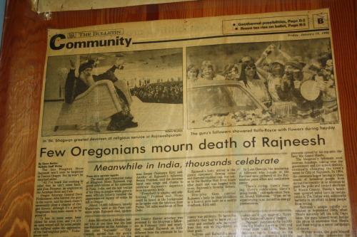 Antelope07 - Antelope, Oregon: Auf den Spuren von Bhagwan Shree Rajneesh (Osho)