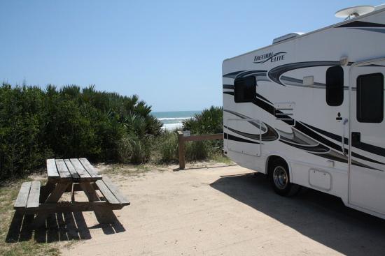 GambleRogersMemorialSRA02 - Monterey, California: Neuer Campground im Fort Ord Dunes State Park
