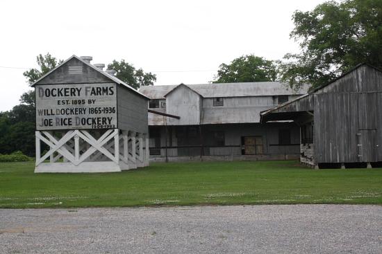 MSBluesTrail Dockery02 - Dockery Plantation, Mississippi: Die Geburtsstätte des Delta Blues