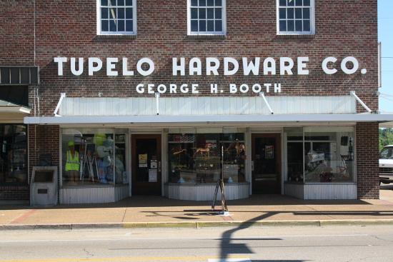 MSBluesTrail TupeloHardware01 - USA-Trip durch die Südstaaten: Unsere Favoriten