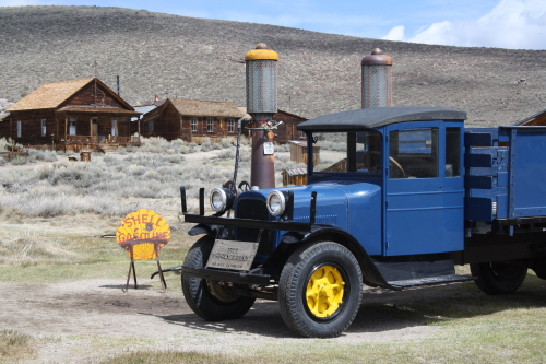 "Bodie07 - Foto-Impressionen ""Old cars in the west"": Bodie Ghost Town in Kalifornien"