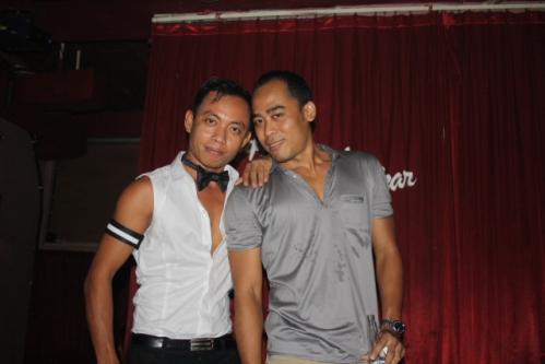 GayBar02 - Bali, Seminyak Gay-Tip: Mixwell Bar