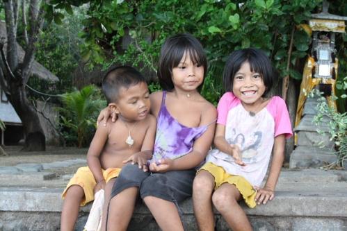 """GoodKarma Kinder der Fischer - Im Osten von Bali: Die """"Good Karma Bungalows"""" nahe Amed"""