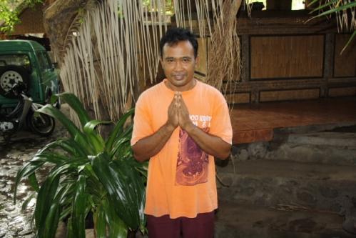 "GoodKarma WelcomeByNyomanKongKing - Im Osten von Bali: Die ""Good Karma Bungalows"" nahe Amed"