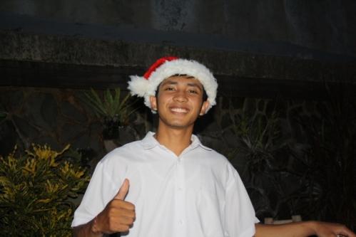 LuckyDay Christmas Putu - Bali Restaurant-Tip: Lucky Day, Seminyak