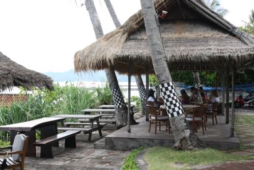 Pandan Beachrestaurant03 - Bali Unterkunfts-Tip: Puri Pandan in Candidasa
