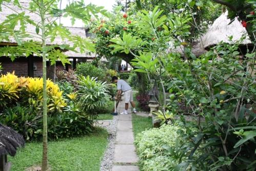 Pandan Garden01 - Bali Unterkunfts-Tip: Puri Pandan in Candidasa