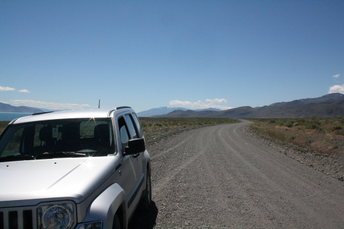 PyramidLake02 - Der Pyramid Lake in Nevada