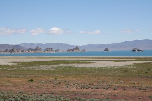 PyramidLake03 - Der Pyramid Lake in Nevada