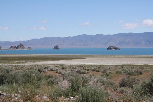 PyramidLake04 - Der Pyramid Lake in Nevada