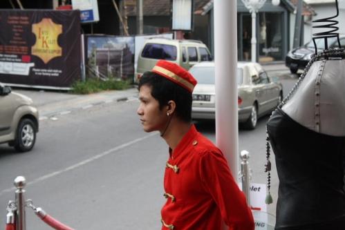 RedCarpet01 - Seminyak, Bali: Red Carpet Champagne Bar