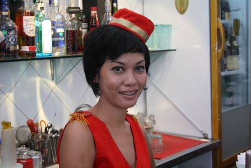 RedCarpet03 - Seminyak, Bali: Red Carpet Champagne Bar