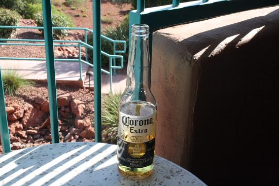 Corona - Corona-Krise: Da gibt es auch noch ein gutes Bier