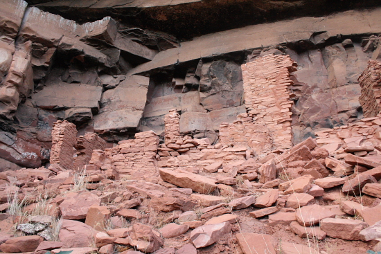 Honanki06 - Honanki Ruins, Sedona: 900 Jahre Hopi Geschichte