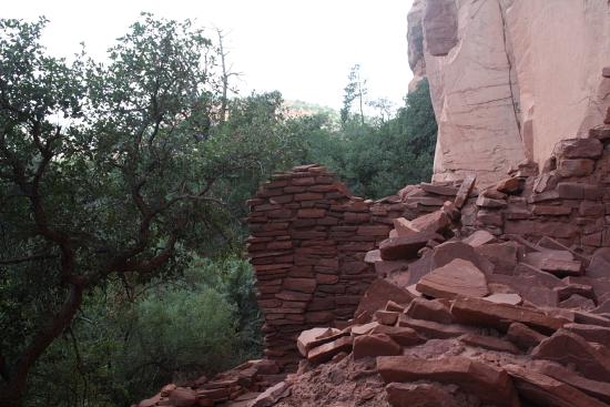 Honanki09 - Honanki Ruins, Sedona: 900 Jahre Hopi Geschichte