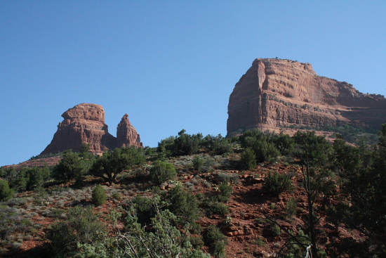 "OffRoadDay01 - The Sedona Tour: Sonntag ist ""off road Tag"" im Red Rock Country"