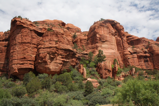 "OffRoadDay10 - The Sedona Tour: Sonntag ist ""off road Tag"" im Red Rock Country"