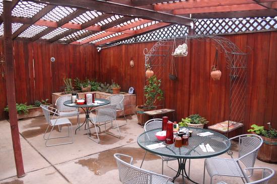Sedona Arizona Coffee Pot Restaurant