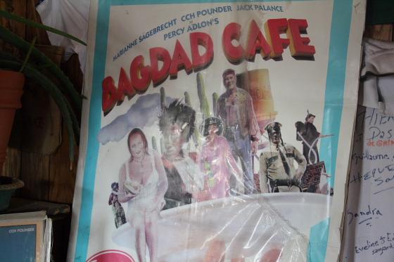 "BagdadCafe07 - Bagdad Cafe - ""Out of Rosenheim"": Kalifornien - der Verfall eines Filmdrehortes oder Brenda ist tot"