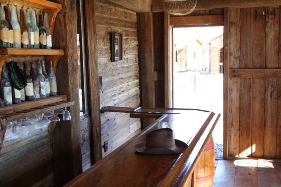 CastleDome01 - Quartzsite, Arizona: Castle Dome Mines - Ghost Town und Museum