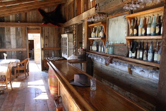 CastleDome04 - Quartzsite, Arizona: Castle Dome Mines - Ghost Town und Museum