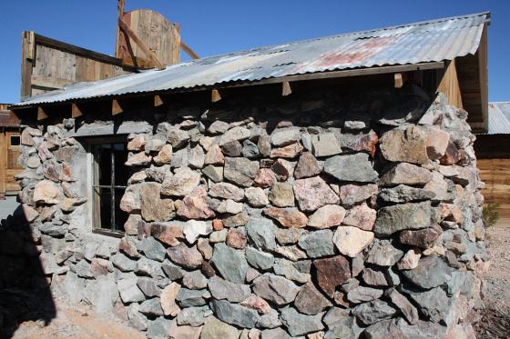 CastleDome11 - Quartzsite, Arizona: Castle Dome Mines - Ghost Town und Museum