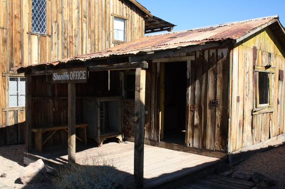 CastleDome18 - Quartzsite, Arizona: Castle Dome Mines - Ghost Town und Museum