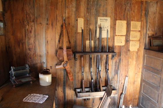 CastleDome19 - Quartzsite, Arizona: Castle Dome Mines - Ghost Town und Museum
