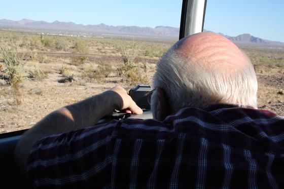 Joe Lange Natur-Photograph, Arizona
