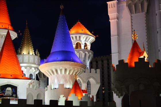 LAS Excalibur - Las Vegas, Nevada: Excalibur Hotel & Casino