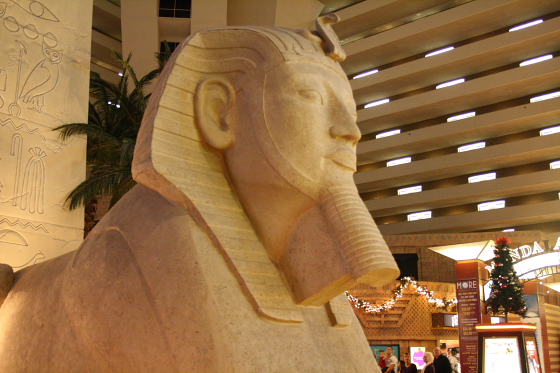 LAS Luxor1 - Las Vegas, Nevada: Excalibur Hotel & Casino