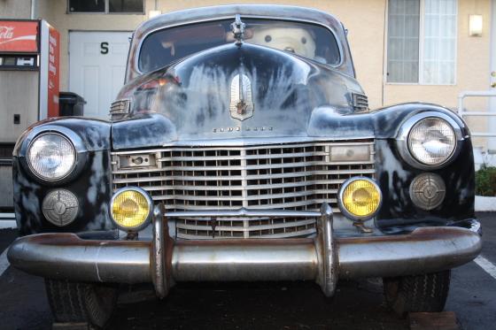 MotelRoute66 Oldtimer - Barstow, Kalifornien: sleep & eat on Historic Route 66