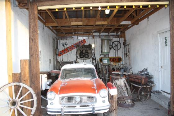 MotelRoute66 Oldtimer2 - Barstow, Kalifornien: sleep & eat on Historic Route 66