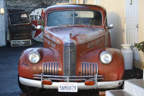 MotelRoute66 Oldtimer3 - Barstow, Kalifornien: sleep & eat on Historic Route 66