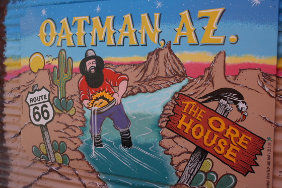 Oatman Arizona