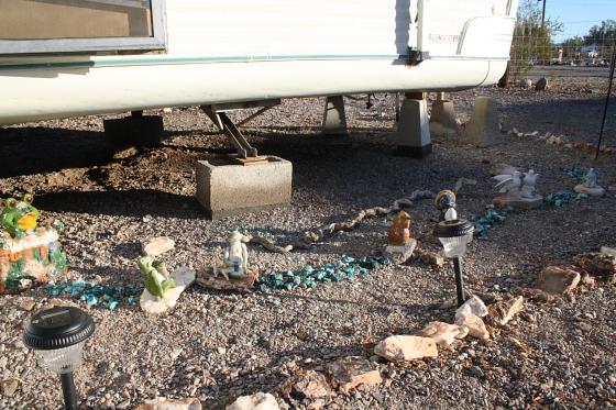 Rupp03 - Quartzsite, Arizona: Trudi und Ernst Rupp - Snowbirds aus der Schweiz