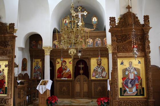 StAnthony Kloster04 - Florence, Arizona: St. Anthony's Greek Orthodox Monastery - grüne Oase in der Wüste