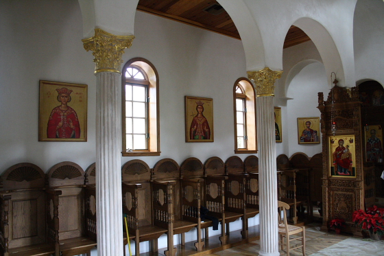StAnthony Kloster05 - Florence, Arizona: St. Anthony's Greek Orthodox Monastery - grüne Oase in der Wüste