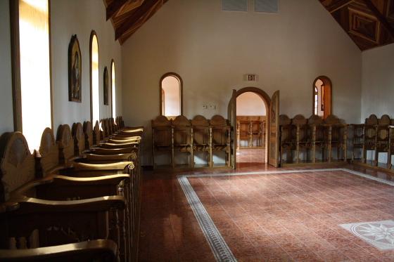 StAnthony Kloster09 - Florence, Arizona: St. Anthony's Greek Orthodox Monastery - grüne Oase in der Wüste