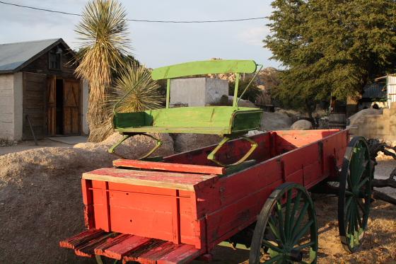 TriangleTRanch02 - Triangle T Guest Ranch & RV Park - Dragoon, Arizona: Wonderland of Rocks