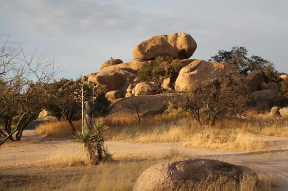 TriangleTRanch05 - Triangle T Guest Ranch & RV Park - Dragoon, Arizona: Wonderland of Rocks