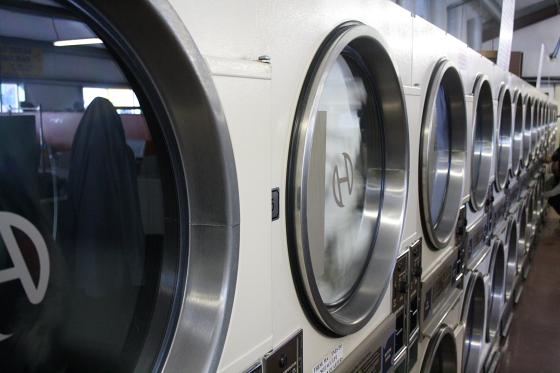 Quartzsite Arizona Main Street Laundry
