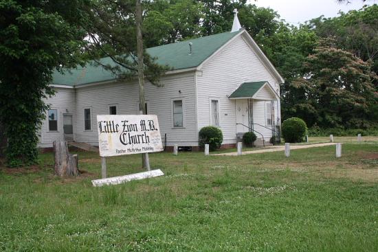 MSBluesTrail Greenwood02 - Mississippi Blues Trail - Greenwood: Robert Johnson Grabstein und mögliche Grabstätte
